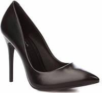 Удобные и модные женские туфли классические на шпильке