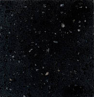 Искусственный кварцевый камень ATЭM Black 0012