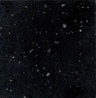 Искусственный кварцевый камень ATЕM Black 0012