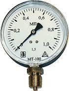 Манометр МТ-100, 1.6 МПа