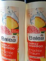 Шампунь Balea фруктовый с витаминами B3, 500 мл.