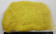 Сизаль 50 грамм желтая