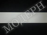 Декорадивная накладка к потолочным пластиковым карнизам КС белая