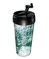 Термо-кружка Морские волны