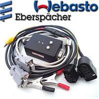 Webasto и Eberspacher USB диагностика 12\24в с оригинальными разъемами, фото 1