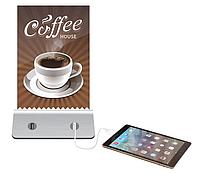 Зарядное устройство Power Bank Menu (повер меню) 13000mAh для ресторанов, кафе, баров, клубов, фото 1