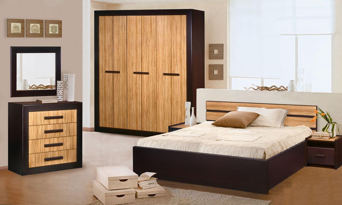 Спальня Линда Нова комплект 1 (ТМ Скай)
