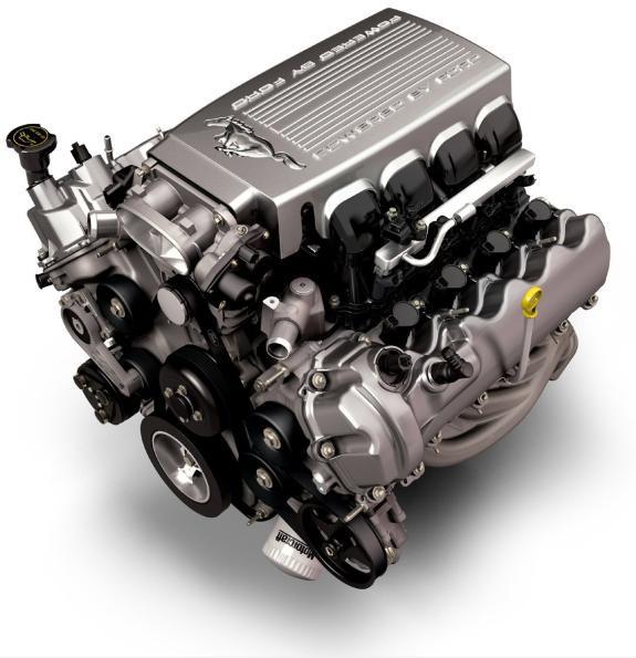 Двигатель и навесное
