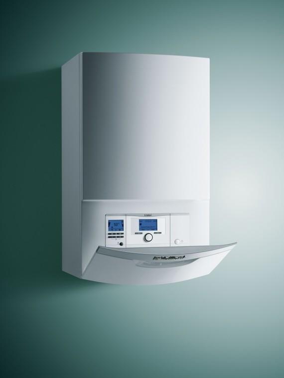 Отопительный конденсационный газовый котел Vaillant ecoTEC plus VU 306/5-5 Мощностью от 5,2 до 30,0 квт