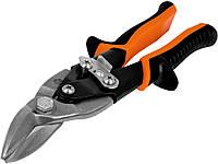 Ножницы по металлу Brigadier Professional левый рез 250 мм (50-026)