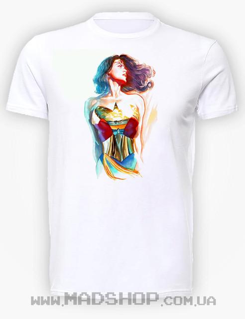 Футболки Чудо-Женщина Wonder Woman