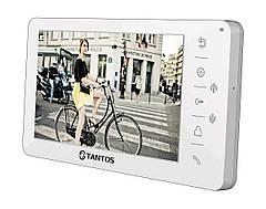 """Видеодомофон Tantos Amelie (White) 7"""""""
