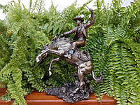 Коллекционная статуэтка Veronese Ковбой на родео 76729A4