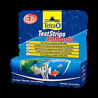 Tetra TestStrips Ammonia Тест для быстрого и легкого определения содержания аммиака