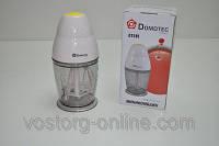 Кухонный мини комбайн, измельчитель, Domotec DT581, блендеры, кухонный измельчитель продуктов