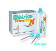 Provitemp K, материал для временных конструкций, 50 мл, Bisico