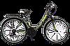 """Велосипед женский Titan Elite 26"""" (Gray-Green-White)"""