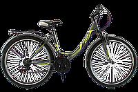 """Велосипед женский Titan Elite 26"""" (Gray-Green-White), фото 1"""