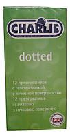 Презервативы Charlie Dotted № 12 с точечной поверхностью со смазкой
