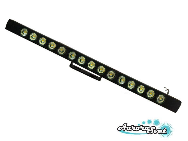 Светильник светодиодный линейный S-15. Линейный LED светильник. Светодиодный линейный светильник.
