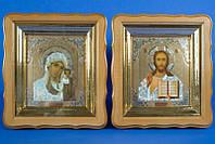 """Венчальные иконы """"Иисуса и Богородицы"""" №19"""