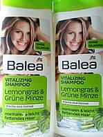 Шампунь для жирных волос Balea Lemongrass and Grune Minze, 300 мл