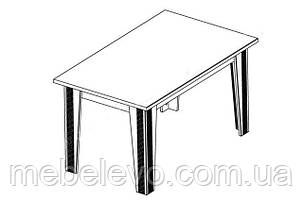 Гербор Ирен МДФ стол обеденный   765х850х1380мм венге магия , фото 2