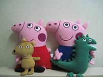 Мягкие игрушки Свинка Пеппа и Ко