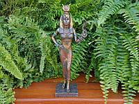 Коллекционная статуэтка Veronese Египетская богиня любви Хатхор WU76710A4