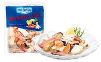 Салат-закуска из морепродуктов