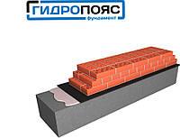 Гидропояс фундамент 0,5 х 30м ПВХ (отсекающая гидроизоляция ленточного типа)