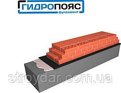 Гидропояс фундамент 0,5 х 30м HDPE (отсекающая гидроизоляция ленточного типа)