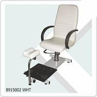Кресло педикюрное JETTA, белое
