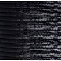 Паракорд 550 черный 1 метр
