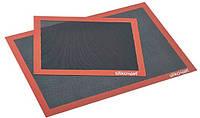 Коврик силиконовый перфорированный дышащий 59,5x39,5 см Silikomart Италия -04979
