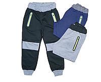 Штаны спортивные для мальчиков, Seagull, размеры 134, арт. CSQ-58037