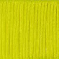 Паракорд 550 желтый 1 метр