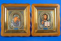 """Венчальные иконы """"Иисуса и Богородицы"""" №20"""
