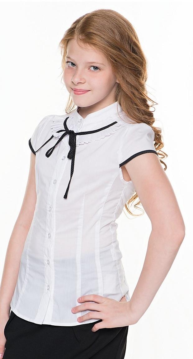 Школьные Белые Блузки Для Девочек Купить