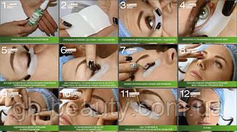 Как правильно поставить Подушечки  под глаза(патчи). Подробная инструкция в фотографиях.
