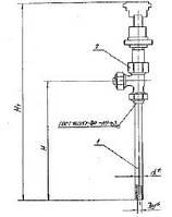 Закладная конструкция ЗК4-270.10-90, ЗК4-270.00-90, ЗК4-271.00-90