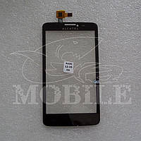 Сенсор ALCATEL 8000/8000D One Touch Scribe Easy black