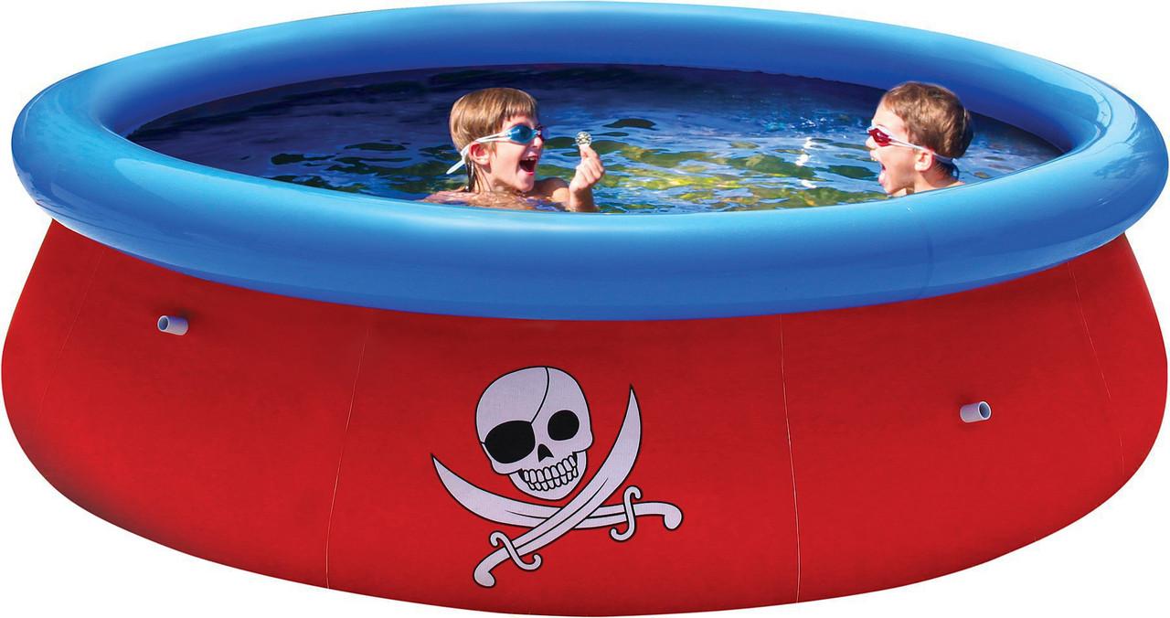 Детский наливной бассейн bestway 57243 3D