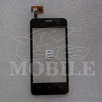 Сенсор Huawei Y320-30 Ascend без коннектора black