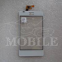 Сенсор LG E615 Optimus L5 Dual white h.c.