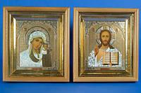 """Венчальные иконы """"Иисуса и Богородицы"""" №21"""