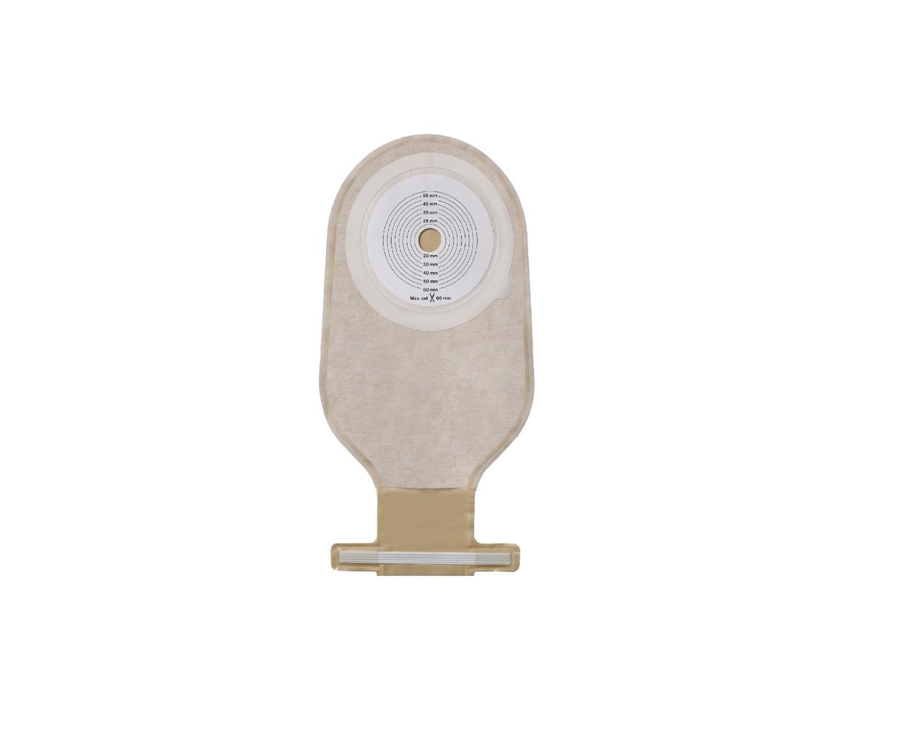 Калоприемник Coloplast 6300 N30 мешок открытый непрозрачный дренируемый вырезной диаметр 15-60мм