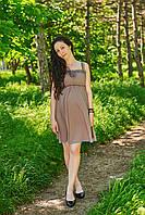 Сарафан 2в1 на беременность и кормление
