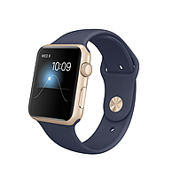 42mm Gold Aluminum Case with Midnight Blue Sport Band (MLC72)