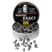 Пули JSB Exact Monster 0.87-4.52 400pcs